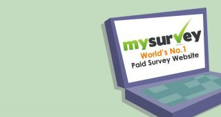 Extra Cash for Your Opinion? That's MySurvey!